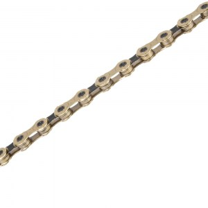 KMC Chain X-12 Gold Black